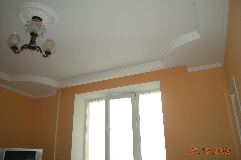Как сделать низкие потолки красивыми 554